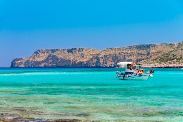 Griechenland Kreta Balo Beach