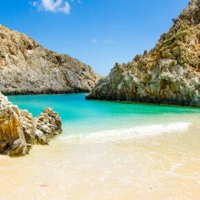 Kreta All Inclusive: 7 Tage im guten 4* Hotel mit All Inclusive, Flug, Transfer & Zug nur 302€