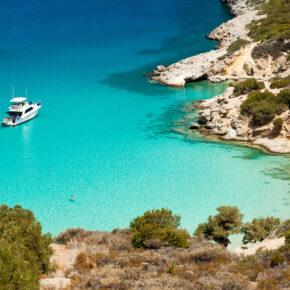 Ab nach Kreta: 8 Tage im TOP 4* Hotel mit All Inclusive, Flug, Transfer & Zug nur 368€