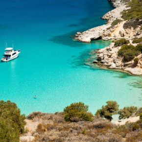 Knaller: 7 Tage Kreta im Juli im 5* Hotel mit All Inclusive, Flug, Transfer & Zug nur 229€