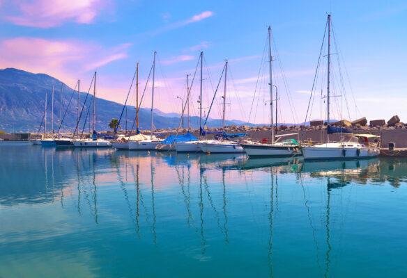 Griechenland Peloponnes Kalamata