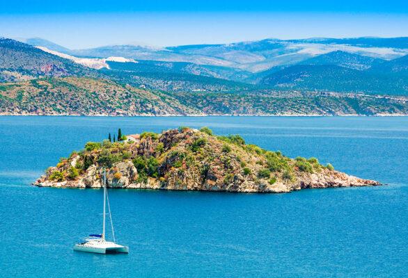 Griechenland Peloponnes Tolo