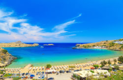 Frühsommer in Griechenland: 7 Tage Rhodos im 4* Hotel mit All Inclusive, Flug, Hoteltransfer & dem ...