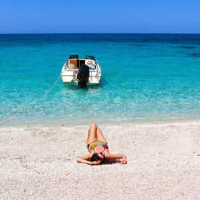 Griechenland: 6 Tage im TOP 5* Hotel mit Halbpension, Massage, Wellness & Flug nur 248€