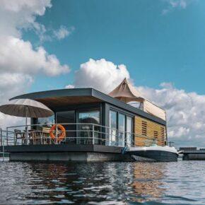 Fancy: 6 Tage im Hausboot an der Mecklenburgischen Seenplatte nur 238€