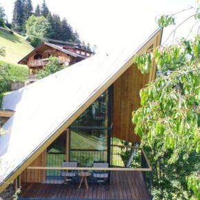 Hochleger Luxury Chalet Resort Aussen