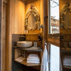 Hochleger Luxury Chalet Resort Bad