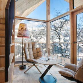 Wochenende: 3 Tage Österreich im TOP 5* Luxus-Baumhaus mit Frühstück, Dinner, Wellness & Extras nur 279€