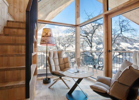 Wochenende 3 Tage Osterreich Im Top 5 Luxus Baumhaus Mit Fruhstuck