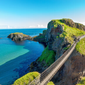 Irland Carrick-a-Rede