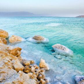 Israel Fly & Drive: 8 Tage zum Toten Meer mit Flug & Mietwagen nur 86€
