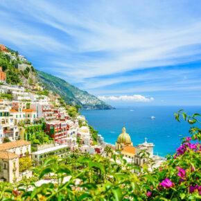 Bella Italia: 5 Tage an der Amalfiküste im TOP Apartment & Flug nur 89€