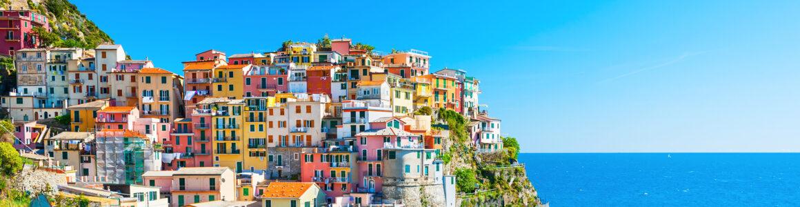 Bella Italia: 8 Tage Cinque Terre im Apartment mit Meerblick & Flug nur 124€