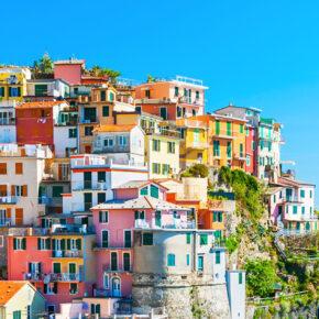 Frühbucher Italien: 8 Tage Cinque Terre mit eigenem Apartment & Flug nur 109€