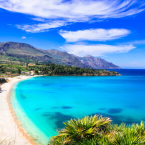 Sizilien Lastminute: 8 Tage im 4* Strandhotel mit All Inclusive, Flug & Transfer nur 312€