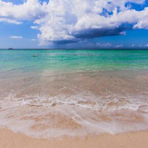Jamaika heller Sandstrand