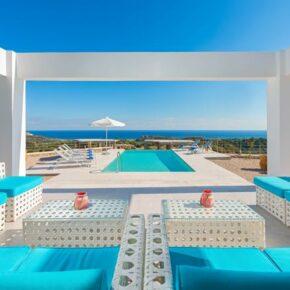 Kalithies Villa Lounge