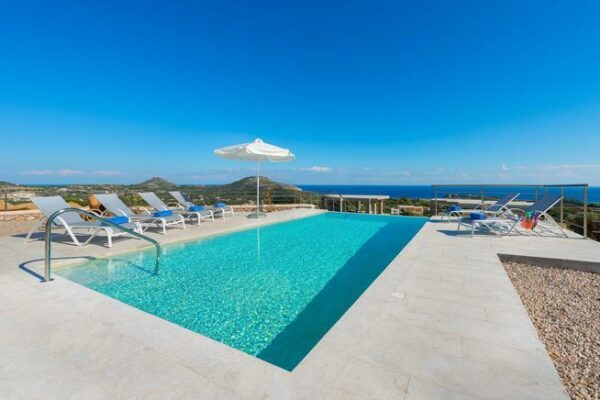 Kalithies Villa Pool