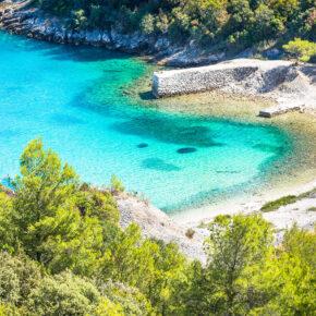 Kroatien Brac Bucht
