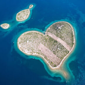 Island of Love: 8 Tage Kroatien inkl. TOP Apartment & Flug nur 67€