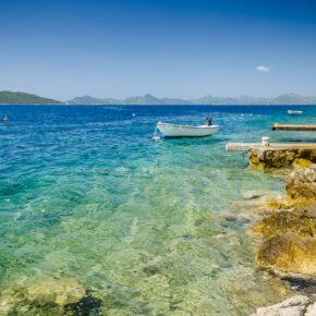 Sommer-Schnäppchen: 8 Tage Kroatien im 3*Hotel mit Frühstück & Flug für 145€