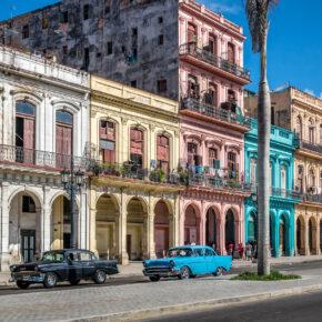 Kuba Havanna Altstadt