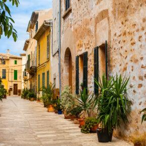 7 Tage auf Mallorca im TOP 4* Hotel mit Halbpension & Flug nur 316€
