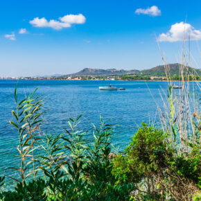 Single Balearen: 7 Tage Mallorca im tollen 4* Hotel mit Halbpension, Flug & Transfer nur 393€