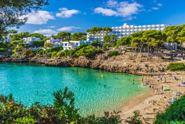 Mallorca Cala d'Or Cala Esmeralda