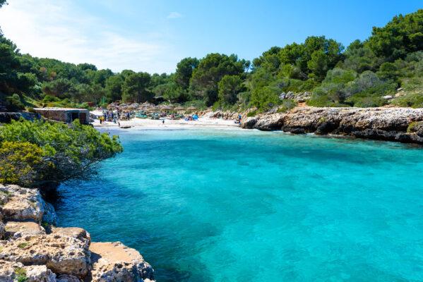 Mallorca Cala Millor Cala Nau