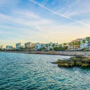 Familienurlaub in den Herbstferien: 7 Tage Mallorca im TOP 3.5* Hotel mit All Inclusive, Flug, Transfer & Zug nur 453€