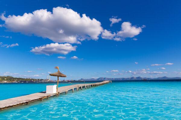 Mallorca Can Picafort Playa de Alcudia