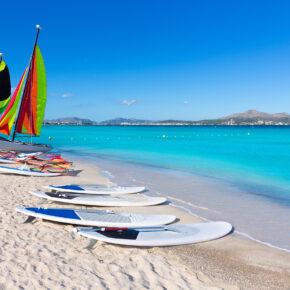 Mallorca: 7 Tage im TOP 4.5* Hotel mit All Inclusive, Flug & Transfer nur 356€