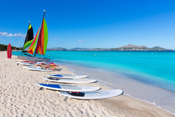 Mallorca Can Picafort Playa de Muro