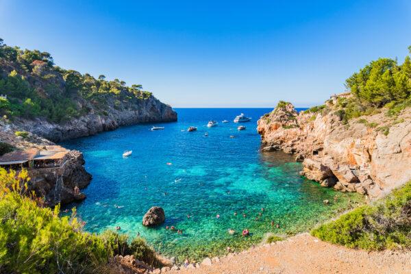Mallorca Deia Strand