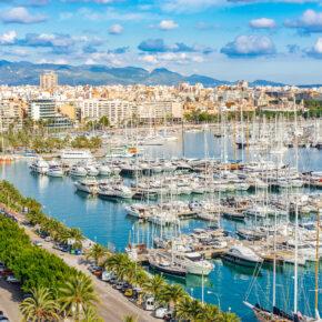 7 Tage Mallorca im TOP 4* RIU-Hotel mit All Inclusive & Flug für nur 473€