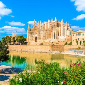 Mallorca Palma Kathedrale