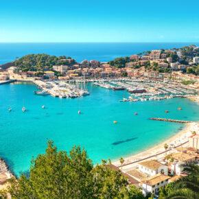Familienurlaub auf Mallorca: 8 Tage im 4* Hotel mit All Inclusive, Flug, Transfer & Zug nur 254€