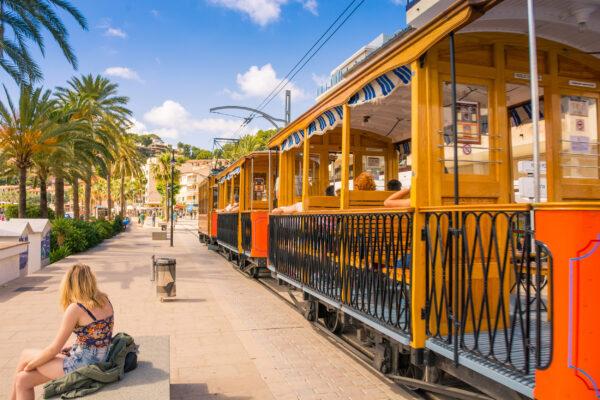 Mallorca Port de Soller Tram