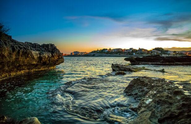 Mallorca Porto Colom Höhle