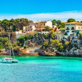 Sonne tanken auf Mallorca: 8 Tage mit TOP Apartment & Flug nur 120€