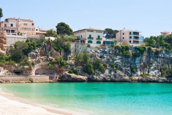 Mallorca Porto Cristo Strand
