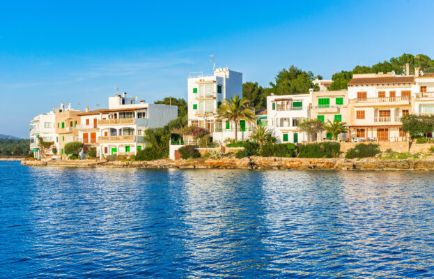 Mallorca Portopetro Küste