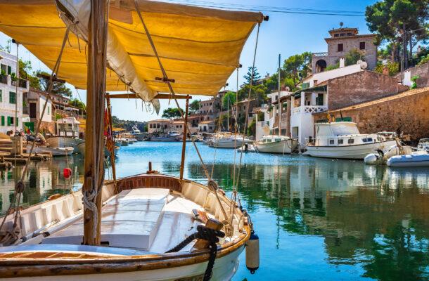 Mallorca Santanyi Boot