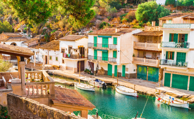Mallorca Santanyi Häuser