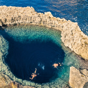 7 Tage Malta im 4* Hotel mit Frühstück, Flug, Transfer & Zug nur 111€