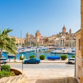 All Inclusive Malta: 7 Tage im TOP 4* Hotel mit Flug, Transfer & Zug nur 372€