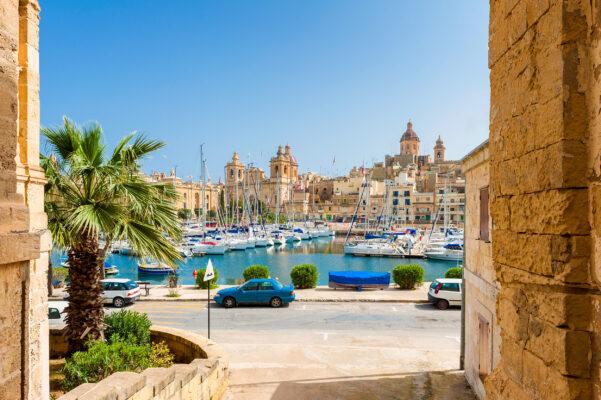 Malta Hafen