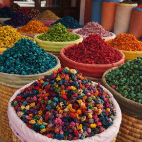Langes Wochenende in Marokko: 4 Tage Marrakesch im zentralen Hostel mit Frühstück & Flug für 52€