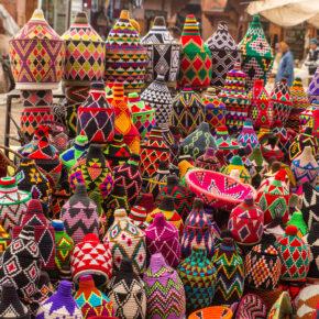 Marokko Rundreise: 8 Tage in den 4 Königsstädten mit 4* Hotels & HP inkl. Transfers für 416€